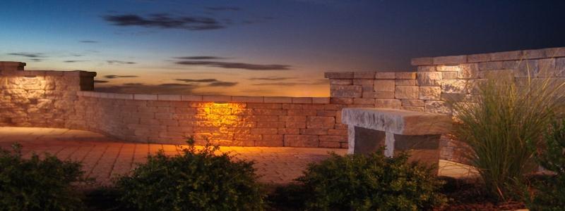 Evening Star Lighting Paver Lights Deck Dock