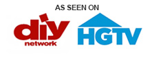 ESL Hardscape Light as seen on DIY Network & HGTV