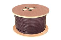Low Voltage Lighting Cable - Brown - 16/2 - 500'