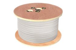 Low Voltage Lighting Cable - White - 16/2 - 500'