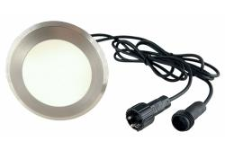 PL300 Series LED Paver Light - Surface Mounted - Warm White - Plug & Play