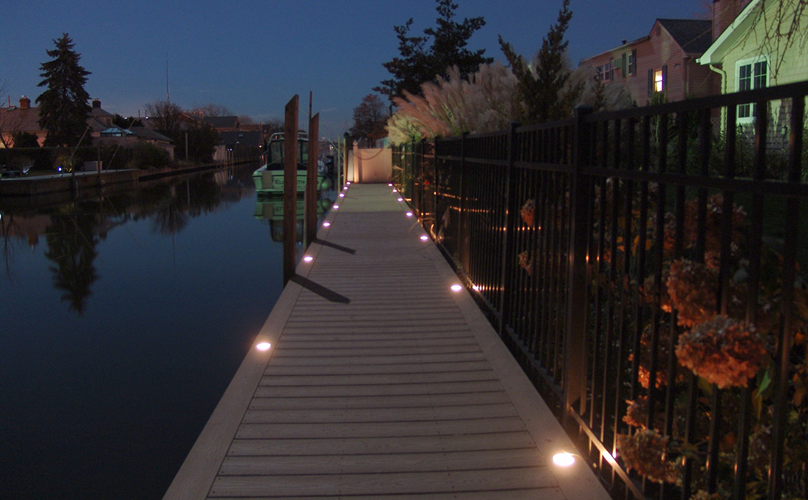 Evening Star Lighting Paver Lights Deck Lights Dock